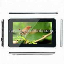 OEM tablet Boxchip A20 dual-core 7inch wintouch tablet pc
