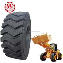 good quality rubber solid wheel 26.5-25 tire made in china