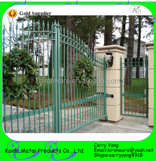 Wrought Iron Metal Garden Gates Models   Buy Metal Garden Gates Models,Garden  Gates Models,Gates Models Product On Alibaba.com