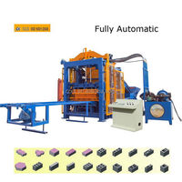 Top level hot sell strong pressure brick making machine