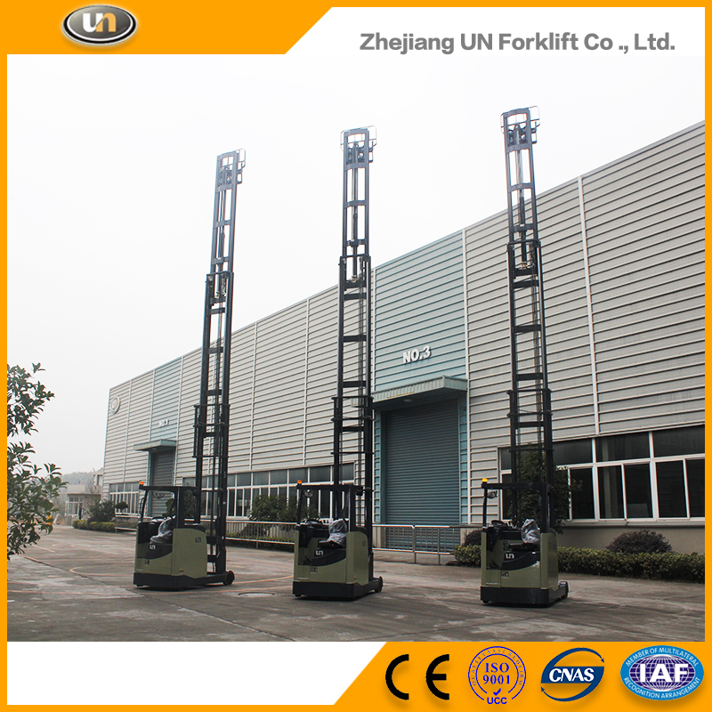 Warehouse Super Market Use 2.0H Material Electric Lifting ForkLift
