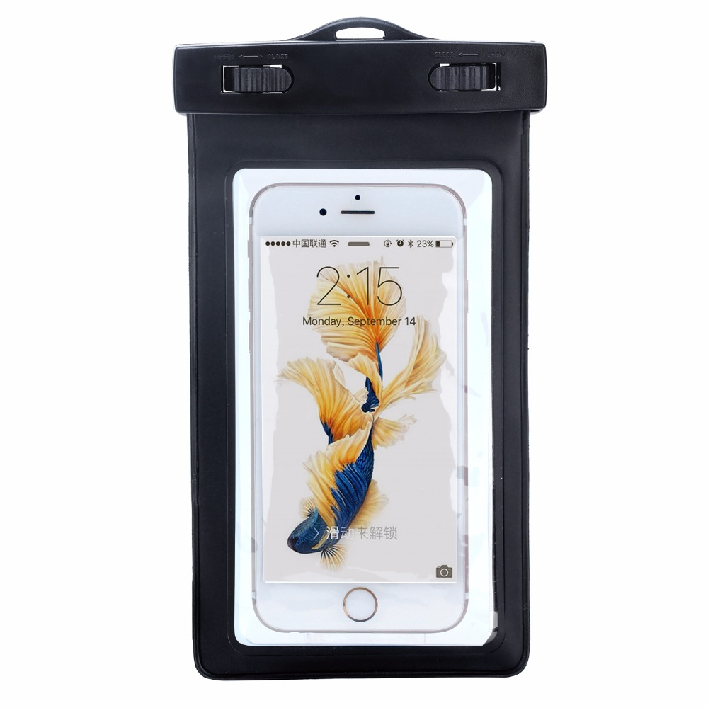 New product phone case for iphone 7 waterproof cellphone case dry bag