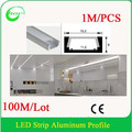 Hot sale! LED aluminum profile for LED strip/LED profile