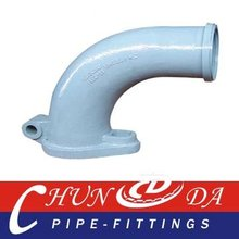 concrete pump pipe hinge chain elbow