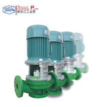 vertical inline multistage centrifugal water pump ss304