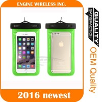 High quality cheap pvc phone for iphone 6 waterproof case,waterproof for iphone case