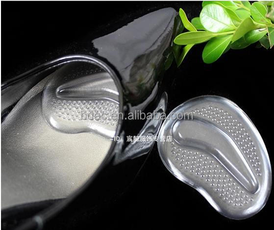 fashion gel step pads soft shoe insoles