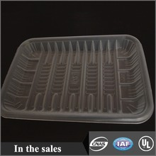 plastic tray for food packing