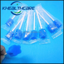 medical disposable sterilize mouth care oral swab