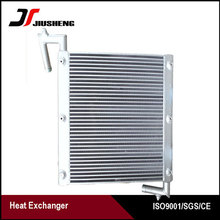 Aluminum Plate And Bar Type Transmission Oil Cooler For Sumitomo SH60A1 Engine