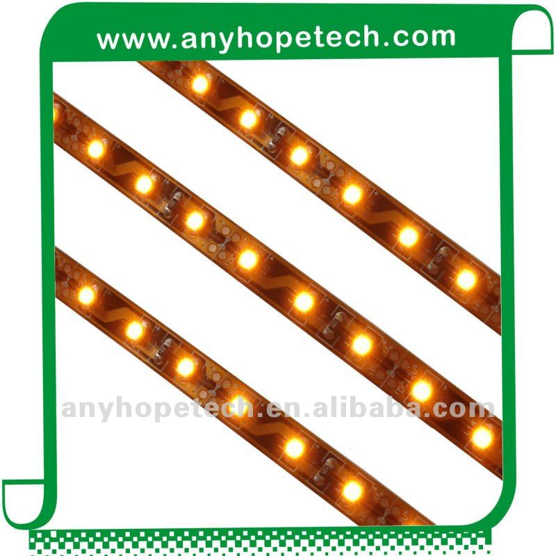 CE RoHS UL 90+ CRI High Output Flexible LED Linear Ribbon 2700K warm white