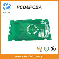 2 Layer hard disk pcb board supplier