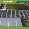 chinese easy install solar panel mounting structure