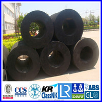 Type Y cylindrical rubber fender