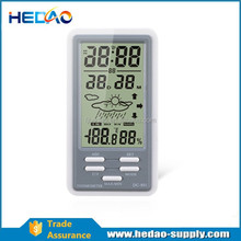 digital multi decorative indoor thermometers and hygrometers DC801