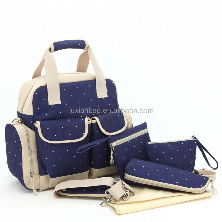 Popular adult baby diaper bag, fashionable mummy bag