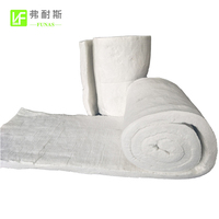 High Density Fireproof Blanket Thermal Insulation