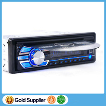 12V Car Audio Stereo Support USB SD Mp3 Player AUX DVD VCD CD Player with Remote Control with Digital Stereo FM Radio