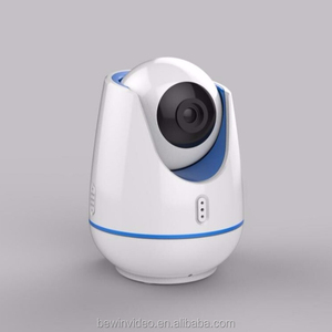 Specail Design blue case Wifi IP Robot camera CCTV camera 2MP indoor waterproof 1080p