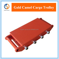 Power Cargo Wheel Roller Trolley 12T