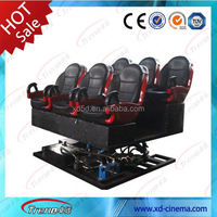 2014 Hot sale popular 5d Cinema Equipment 7D motion cinema 5d cinema / amusement park products