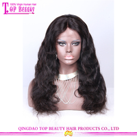 Made in China 200% Density Natutal Black Remy Hair Lace Front Wigs For Bald Women