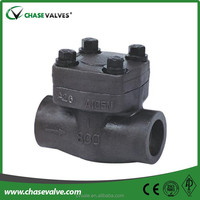 Double adjustable check valve for non slam check valve