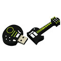 2017 new promotion item electril guitar pen drive usb wholesaler