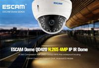 ip camera full hd web cam tube webcam h265 4.0mp