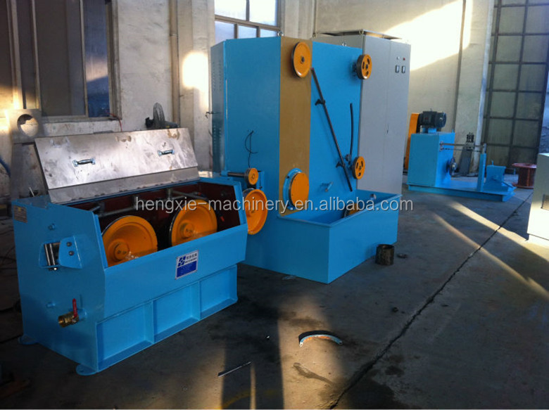 wire pulling equipments with continous drawing annealing