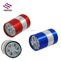 Hot Sale Mini aluminum 6 led flashlight