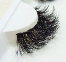 Alibaba best selling products own brand faux mink false eye lashes hollywood 3d silk of lashes for makeup