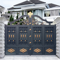 Top-selling Galvanized Cheap Garden Gates Design for Sale