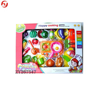 New fashion Colorful fruit plastic kids food for children
