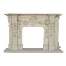 Marble Fireplace Design Decorative Fireplace Stone Indoor Used Fireplace Mantel