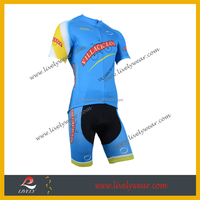 Livelywear--100% polyester*Coolmax bike uniforms ,Manufacture bike wear bike clothes,Mountain bike cycling top