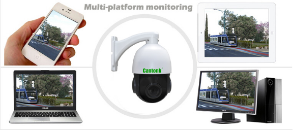 Cantonk popular 1080P hd tvi camera,10x ptz camera,wdr indoor HD camera