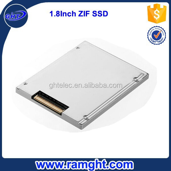 New arrival ZIF2 MLC Nand Flash bulk ssd hard drives, 64gb ssd, 1.8 ssd hard drive