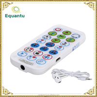 Bluetooth 300mAh battery digital quran mp3 player