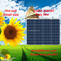 Monocrystalline Solar panel 50w, solar energy system, cheap price!!!