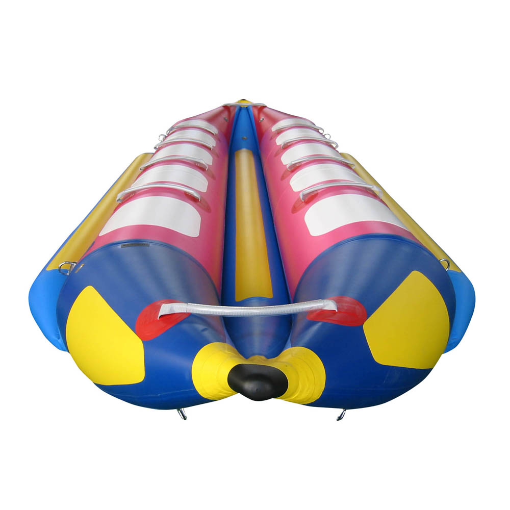 10 person inflatable water banana <strong>boat</strong> for sale