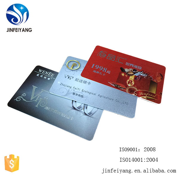 China manufacturer double side printing pvc prepaid calling cards