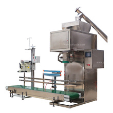 2-50kg Big Bag Food Additives Corn Flour Wheat Powder Packing Machine