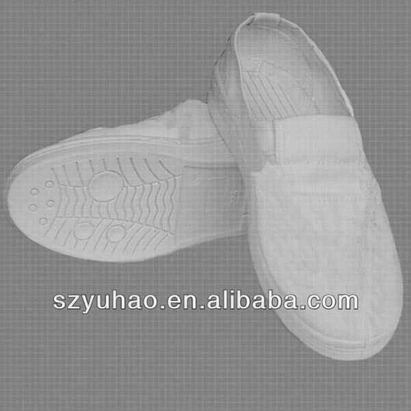 Hot Selling Man PVC mesh Shoes Men