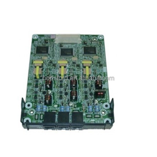 KX-NS5180 - LCOT6 Card for External Analog lines, Built up Caller ID with FSK/DTMF, RJ45 sockets Panasonic pbx