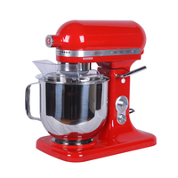 High quality portable automatic turned egg stand mixer used cake mixer for sale