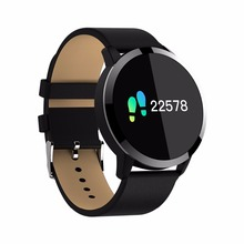 OEM Wholesale android smart watch Q8 smartwatch with heart rate monitor blood pressure fitness tracker for sumsang huaweiphone