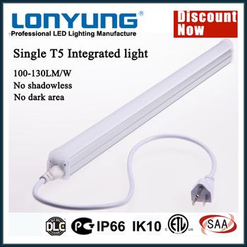 Led Canopy Lights 4ft 7w-25w T5 Tube Fresh Vegetables Grow Light ...