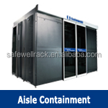 Safewell 19 inch network rack cold Aisle containment