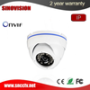 2.0 megapixel 1080P IP Camera with 3.0-megapixel Lens, Supports Onvif Protocal